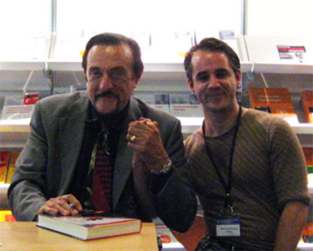 Phil Zimbardo and Mark Heckmann